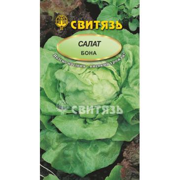 Салат головчастий Бона, 0,5 г фото 1
