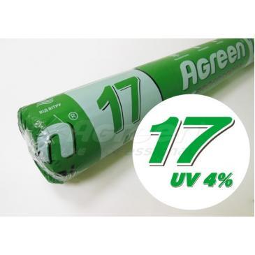 Агроволокно біле укривне 17 г/кв.м 1,6 м х 100 м (Agreen)