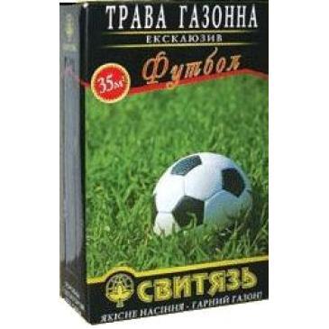Трава газонна Футбол, 1 кг фото 1