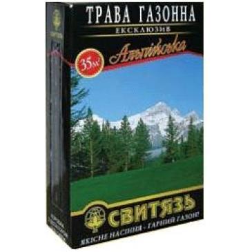 Трава газонна Альпійська, 1 кг фото 1