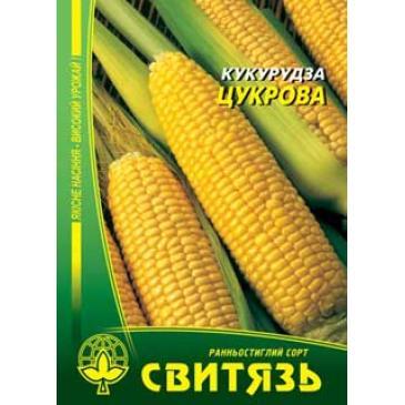 Кукуруза Сахарная, 20 г фото 1
