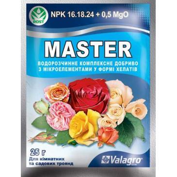 Добриво мінеральне Master Для троянд 25 г