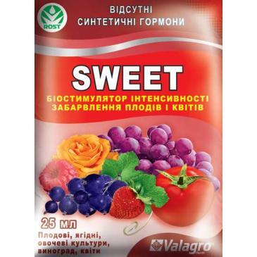 Удобрение минеральное Sweet, 25 мл фото 1