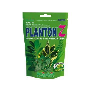 Добриво мінеральне Planton Z Для декоративно-листяних рослин, 200 г фото 1
