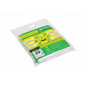 Агроволокно біле укривне П 23 г/кв.м 1,60 м х 10 м (Agreen) фото 1