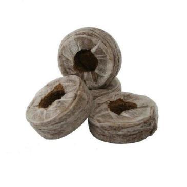 Таблетка JIFFY кокосовая, 50 мм фото 1