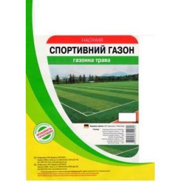 Трава газонная Спортивный газон, 1 кг фото 1
