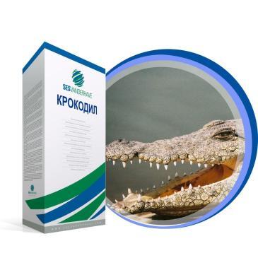 Насіння Буряк цукровий дражований Крокодил 1 кг фото 1