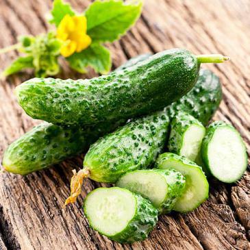 Огірок комахозапильний Атлантіс F1, 50 нас. СЦ фото 1