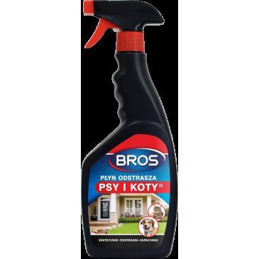 Спрей BROS для відлякування собак та котів 500 мл фото 1