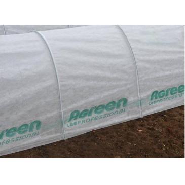Мини - теплица Парничок длина 5 м, покрытие агроволокно Agreen 30 г/кв.м фото 1