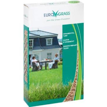 Трава газонна Декоративний газон 1 кг СЦ фото 1