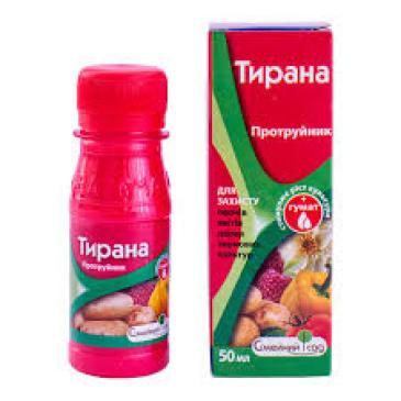 Протравитель Тирана к.с., 50 мл фото 1
