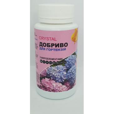 Добриво Kristal / для гортензій NPK 19-6-20+мікро, 150 г фото 1